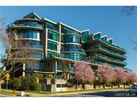 Town House with Water View In Reef building James Bay Victoria