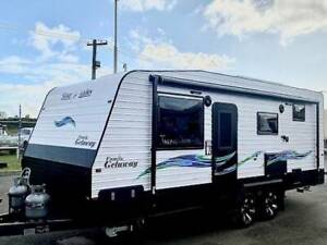"2020 Silver Valley Family Getaway 20'6"" Dual Bunk Rockingham Rockingham Area Preview"