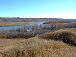 46 acres on the banks of the North Saskatchewan River-MLS®557701