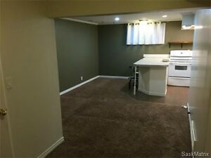 1 Bdrm Basement Suite in River Heights
