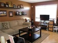 Brand new fully furnished 3 BRs townhouse with backyard patio
