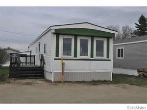 Weyburn 2 bedroom mobile home