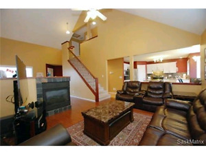 nice spacious house in wascana view  Regina for rent