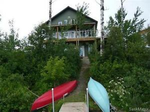 REDUCED!! Lake Front Cabin Struthers Lake
