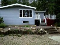 Cabin For Sale at St. Brieux Lake