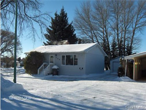 2 Bedroom House For Rent in Yorkton, SK
