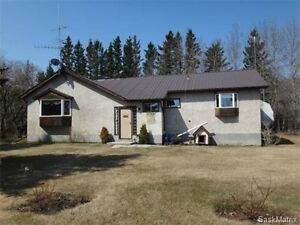 REDUCED!!!  Bjerland Acreage RM of Ponass Lake