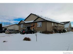 Bi-Level Style Condo in the Town of Battleford!