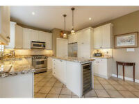 Full Kitchen Cabinets & Granite Countertops