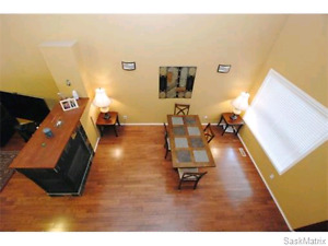 nice spacious house in wascana view for rent Regina