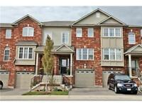 Oakville townhouse for rent Nov 1st or Dec 1st
