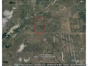 Excellent Ranch Land Directly on Hwy close to Yellow Grass!