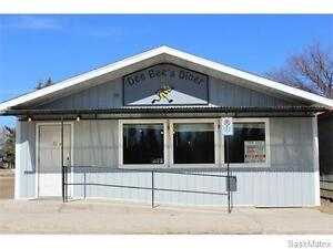NEW LISTING!!! Commercial ! 214 Railway Ave, Choiceland