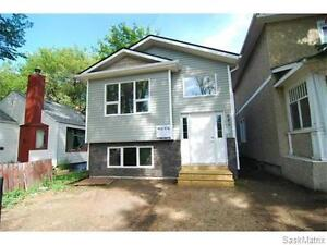3bdr house, one block from the river, available May 1st