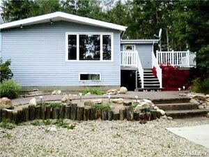 Family Cabin for Sale at St. Brieux Lake
