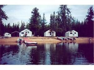 Fully Licensed Outfitters Camp in George Lake, SK