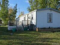 3 Bedroom Modular Home For Sale in Francis, SK - 100 TYVAN ST.