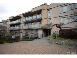Enjoy the distant views to the Sooke Hills and the convenience