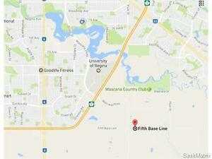 Development land behind Siast and Close to Wascana Golf Course