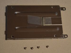 Festplattenrahmen HDD Caddy + Schrauben - Acer Aspire 6930G 6930 6530G 6530 Seri