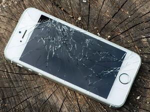 Buying Cracked Screen/ Broken iPhones!