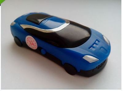 Mini Car MP3 player in Blue with accessories-Great for kids
