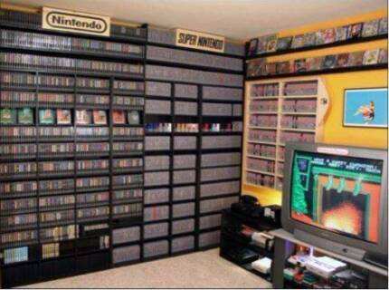 BUYING YOUR NINTENDO COLLECTIONS