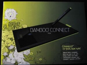 Limited Time Offer - Wacom Bamboo Connect Pen & Tablet