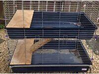 2 tier Guinea pig indoor cage