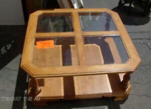 WANTED TO BUY!  A SQUARE ROXTON COFFEE TABLE
