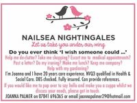 Nailsea Nightingales Home Help