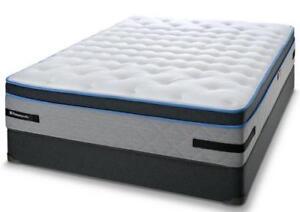Sealy Queen Pillow Top Mattress (MAT217)
