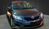 COROLLA 2010  NO ACCIDENT  ONE OWNER  POWER WINDOW / TRUNK 39K City of Toronto Toronto (GTA) Preview