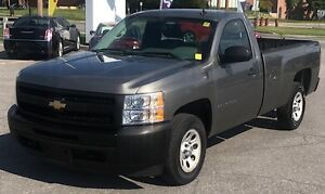 2009 Chevrolet Silverado 1500 2WD REGULAR CAB