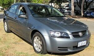 2006 Holden Commodore VE Omega Blue 4 Speed Automatic Sedan Mount Lawley Stirling Area Preview