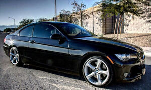 2007 BMW 335i Coupe - Only 70km (New Turbos under Warranty)
