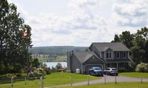 2950 Route 105, Bear Island ~ Stunning home!