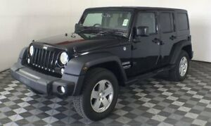 2016 Jeep Wrangler Black Automatic Softtop Hoppers Crossing Wyndham Area Preview