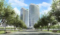 Omega on the Park, North York new condos by Concord Park Place