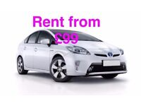 PCO..Car..Hire..Toyota..Prius..Rental