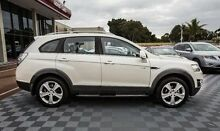 2012 Holden Captiva CG Series II White 6 Speed Sports Automatic Wagon Alfred Cove Melville Area Preview
