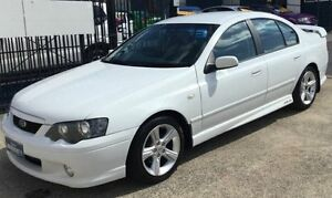2005 Ford Falcon XR6 4 Speed Automatic Sedan Woodridge Logan Area Preview