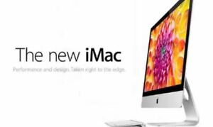 NEW SEALED APPLE IMAC 27-INCH WITH RETINA 5K DISPLAY
