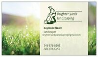 brighter yards landscaping