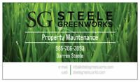 Free Estimates Property Maintenance
