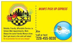Mom's Pick Up Express ,ready for you! Kitchener / Waterloo Kitchener Area image 1