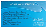 MOBILE WASH SERVICES