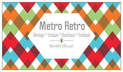 Metro*Retro*Atl