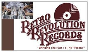 """All New Vinyl Collectors ! Try The """"Overstocked Vinyl """" at RETRO"""