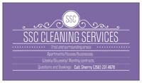SSC Cleaning services- Residential Cleaning West Kootenay